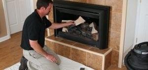 Fireplace Repair Service In Utah, Electric Fireplace Repair Services