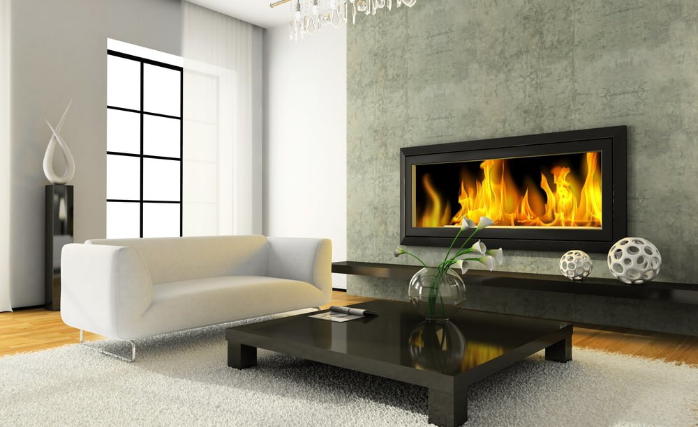 best fireplace type home